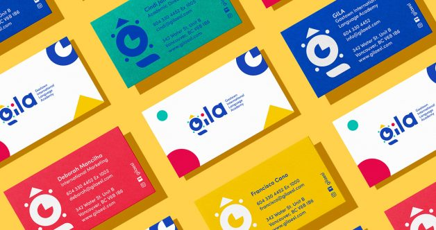 GILA Business Card,This is a placeholder